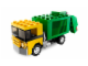 Set No: 20011  Name: Garbage Truck polybag