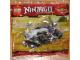 Set No: 20020  Name: Mini Turbo Shredder polybag