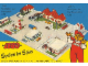 Set No: 200A  Name: Town Plan Wooden Board
