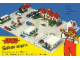 Set No: 200M  Name: Town Plan Wooden Board