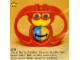 Set No: 2024  Name: Duck Rattle-Teether