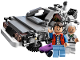 Set No: 21103  Name: The DeLorean Time Machine