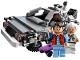 Set No: 21103  Name: The DeLorean Time Machine