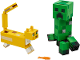 Set No: 21156  Name: BigFig Creeper and Ocelot
