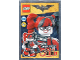 Set No: 211804  Name: Harley Quinn foil pack