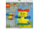 Set No: 2122  Name: Jack in the Box Promotional Set: Bob polybag