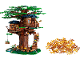 Set No: 21318  Name: Tree House