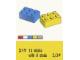 Set No: 219  Name: 2 x 3 Bricks