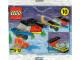 Set No: 2250  Name: Advent Calendar 2000 (Day 10) - Plane