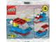 Set No: 2250  Name: Advent Calendar 2000 (Day 18) - Hovercraft