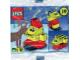 Set No: 2250  Name: Advent Calendar 2000 (Day 19) - Christmas Bunny