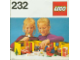 Set No: 232  Name: Bungalow