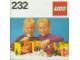Set No: 232  Name: Bungalow