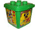Set No: 2342  Name: Small Animals Bucket