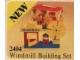 Set No: 2404  Name: Windmill Building Set