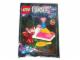 Set No: 241502  Name: Flamy the Fox foil pack