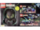 Set No: 2490  Name: Insectoids Combi Set (Woolworth's UK promo)