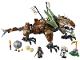 Set No: 2509  Name: Earth Dragon Defense