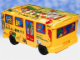 Set No: 2580  Name: Friendly Animal Bus