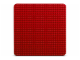 Set No: 2598  Name: Large Red Building Plate