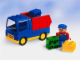 Set No: 2606  Name: Dump Truck