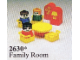 Set No: 2630  Name: Family Room