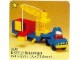 Set No: 2638  Name: Truck with Crane