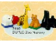 Set No: 2660  Name: Zoo Nursery (Zoo Babies)