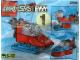 Set No: 2709  Name: Snowmobile polybag