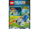 Set No: 271606  Name: Knight Racer foil pack