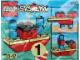 Set No: 2722  Name: Ship polybag