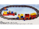 Set No: 2732  Name: Push-Along Play Train Set