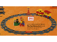 Set No: 2741  Name: Electric Train Starter Set
