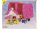 Set No: 2795  Name: Vacation Cottage Bucket