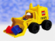 Set No: 2807  Name: Big Wheels Digger