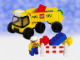 Set No: 2808  Name: Big Wheels Tipper Truck