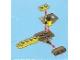 Set No: 2824  Name: Advent Calendar 2010, City (Day  4) - Toy Crane