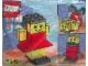 Set No: 2840  Name: Danone Promotional Set: Girl polybag