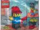 Set No: 2841  Name: Danone Promotional Set: Boy polybag