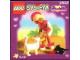 Set No: 2858  Name: Girl with Two Cats