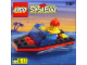Set No: 2882  Name: Speedboat