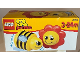Set No: 2899  Name: Bumblebee and Flower