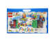 Set No: 2907  Name: Playtable with Cars and Planes