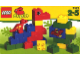 Set No: 2922  Name: Dinosaur Blocks