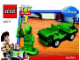 Set No: 30071  Name: Army Jeep polybag