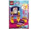 Set No: 302101  Name: Rapunzel's Dressing Table foil pack