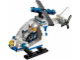 Set No: 30226  Name: Police Helicopter polybag