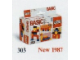 Set No: 303  Name: Basic Building Set