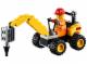 Set No: 30312  Name: Demolition Driller polybag