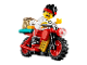 Set No: 30341  Name: Monkie's Kid Delivery Bike polybag